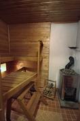 Piharivin sauna