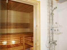Kph, näkymä saunaan