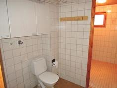 Pyykkikonehuone/wc