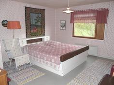 makuuhuone 2, yläkerta