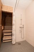 Kylpyhuone Badrummet