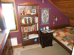 Makuuhuone 2 (pieni)