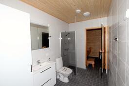 Pesuhuone, kodinhoitotiloineen