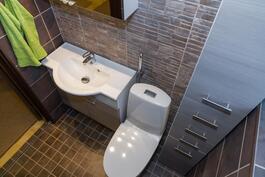 WC-kalusteet