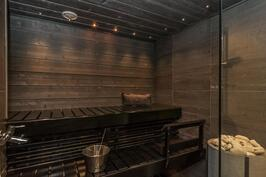 Alakerta - Sauna