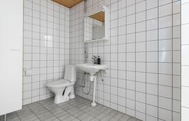 Kylpyhuoneen saniteettitilat