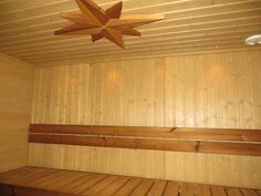 Sauna /alakerta
