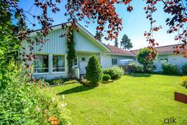Täällä omintakeinen ja mukava Koti odottaa uusia asukkaitaan!