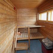 asuinkerroksen sauna