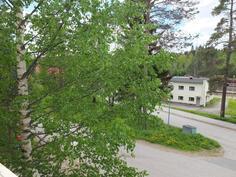 Näkymä huoneisto 2:n parvekkeelta