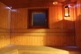 Ikkunallien sauna