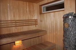 Sauna ja komia kiuas