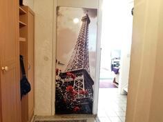 Eiffel-torni wc:n ovessa