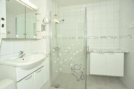 wc/kylpyhuone suihkukaapilla