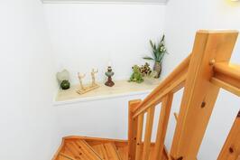 Tilava portaikko