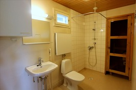 Tilava kph ja oma sauna