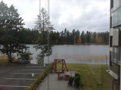 Näkymä järvelle