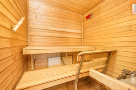 Rappukohtainen sauna