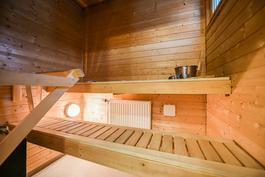 Sauna / Badrum