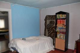 Yläkerran makuuhuone/aula
