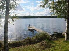 Keurusselän vesistö on kalaisa ja suosittu veneilypaikka