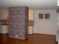 olohuone/ keittiö
