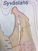 Kartta kiinteistöstä