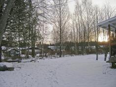 puutarhanäkymää