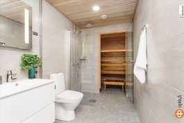 sisustettu mallihuoneisto kaksio 48,5 m²