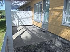 Takapihan patio