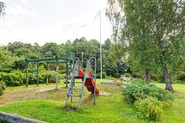 Leikkipuisto perheen pienimmille
