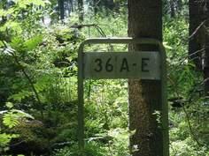 Kurkkarintie 36 A-E käänny vasemmalle ja suoraan