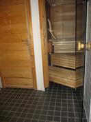 erillinen saunaosasto