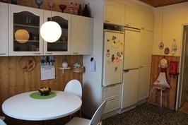 ja keittiötä