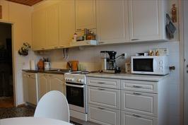 2008 uusittu keittiö