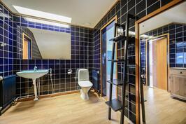 Yläkerran wc / WC i övre våning