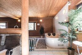 uima-allas ja kylpylä