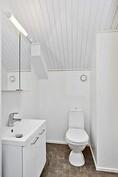Yläkerran erillis wc