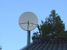 Satelliittiantenni