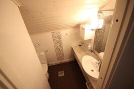 wc yläkerta