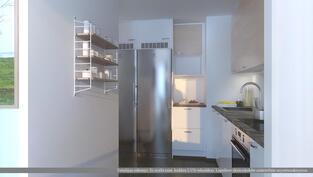 Harmony keittiö