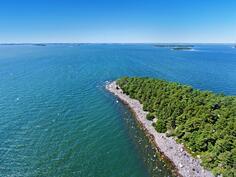 Aavaa ja kaunista näkymää - Utsikten mot öppna havet