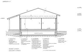 Rakenteet on kunnossa ja säästävät energiaa kuten uudet talon kuuluukin!