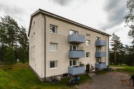 Dragsvikin Puistokuja 4 / Dragsvik Parkgränd 4