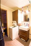 Kylpyhuonetta ja saunaa