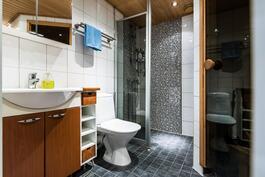 Kodin kylpyhuone on uusittu v.2006