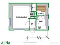 sauna 3 D