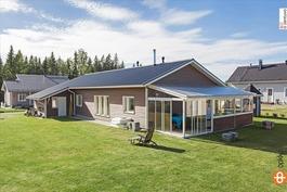 tyylikäs talo