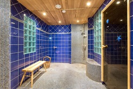 Uniikki kylpyhuonetila