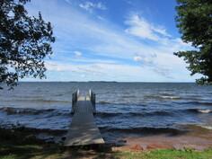 Säkylä on erityisesti tunnettu Pyhäjärvestään! Lähimmälle kunnan uimarannalle n. 1 km matka!